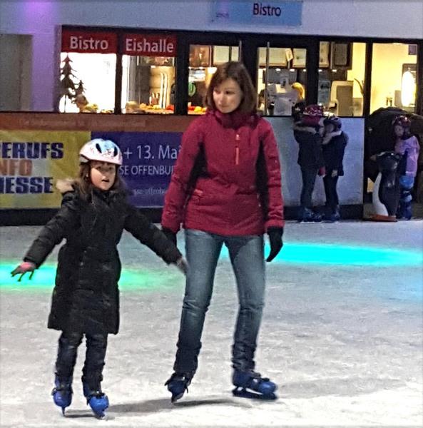 Spiele Beim Eislaufen